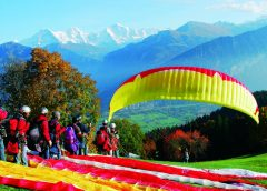 Visit Cape Town & Enjoy Your Free Fall through Paragliding